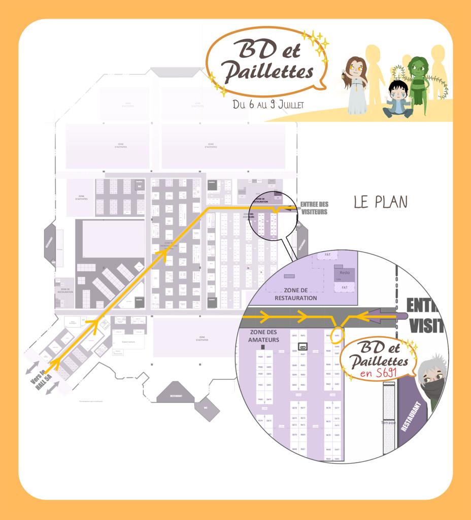 Plan Japan Expo